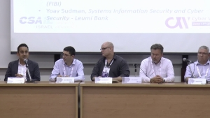 Panel - Banking Session