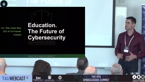 The future of Cybersecurity education