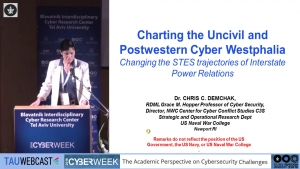 Charting the Uncivil and Postwestern Cyber Westphalia Changing Interstate Power Relations
