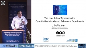 The User Side of Cybersecurity: Quantitative Models and Behavioral Experiments
