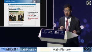 Stability in the International Cyber Domain: William H. Saito
