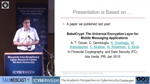 BabelCrypt: The Universal Encryption Layer for Mobile Messaging Applications