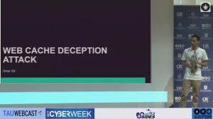 Web Cache Deception attack: A new web attack vector