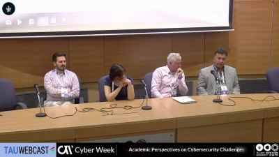 Panel Session 1: Privacy & Cyber Law